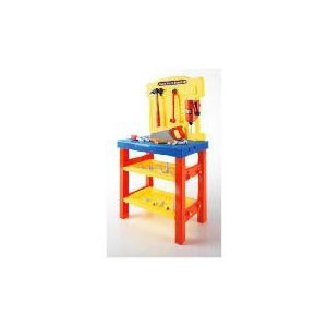 Remarkable Bob The Builder 43 Piece Super Work Bench Amazon Co Uk Gmtry Best Dining Table And Chair Ideas Images Gmtryco