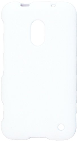 Cell Armor Snap-On Case for Nokia Lumia 620 - Retail Packaging - Honey White/Leather Finish (Holster For Nokia 620)
