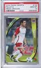 Pauleta PSA GRADED 10 (Trading Card) 2004-05 Panini Sports Megacraques - [Base] #130
