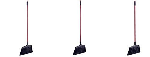 LIBMAN 997.0 Angle Broom, Extra Wide Angle, 15'' (3-(Pack))