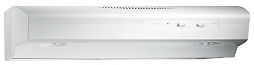 Broan QS130WW  220 CFM Under Cabinet Hood, 30-Inches, -