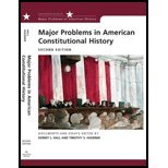 Download Major Problems in American Constitutional History (2nd, 10) by Hall, Kermit - Huebner, Timothy S [Paperback (2009)] pdf