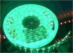 NovaBright LED Tape Light, Green from NovaBright