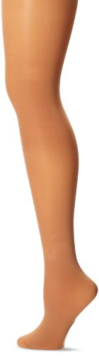 (Capezio Women's Ultra Soft Transition Tight, Dark Suntan, Large/X-Large)