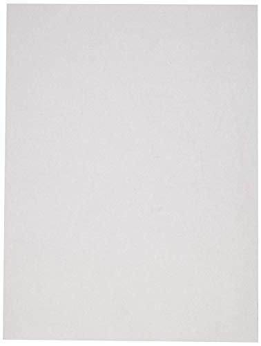 Sax Sulphite Drawing Paper, 50 lb, 9 x 12 inches, Extra-White, Pack of 500 (4-(Pack)) by Sax