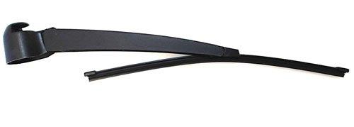Limpiaparabrisas trasero para Volkswagen Polo Hatchback 2005 a 2010 33 cm/13 en largo hoja tipo trasera brazo y hoja: Amazon.es: Coche y moto
