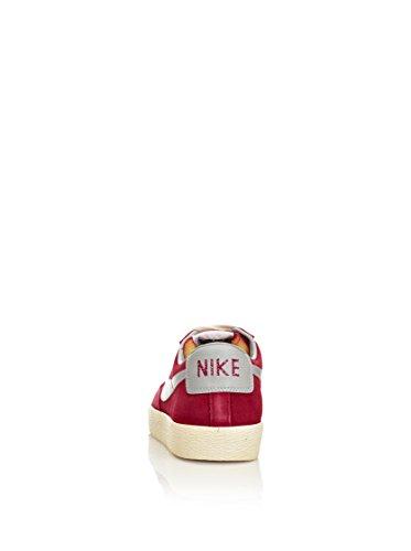 Nike Zapatillas Blazer Low Premium Vntge Suede Rojo / Gris