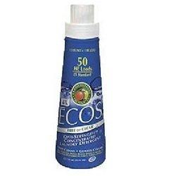 Earth Friendly - Earth Friendly Ecos 4X Free & Clear (6x25OZ )