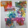 864 Bandz- Assorted Silly Bandz - Musical, Farm, Dress, Garden, Sea - 72 Packs of 12 Pieces by Rubber Bands (Image #1)