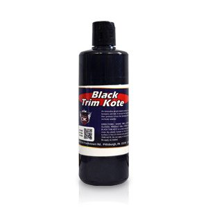 Pint Dye - Detail King Trim Kote Black 16 Oz- Bumper & Trim Restorer
