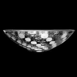Dale Tiffany GA80521 Festival Decorative Crystal Bowl , 13-Inch by 3-3/4-Inch (Tiffany Bowls)