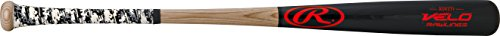 Rawlings Sporting Goods Velo Ash 33 Inch -3 with Ultra Thin Tac Grip, 33