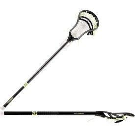 Maverik Charger 2017 - Complete Attack Lacrosse Stick - Black