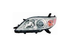 (Toyota Sienna 11-13 Headlight Assembly Base. LE. XLE Model LH USA Driver Side NSF)