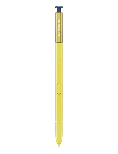 (Samsung Galaxy Note9 Replacement S-Pen, Yellow / Ocean Blue)