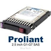 EG0146FAWHU Compatible HP 146-GB 6G 10K 2.5 DP SAS HDD