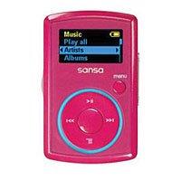 SanDisk Sansa Clip 2 GB MP3 Player (Pink)