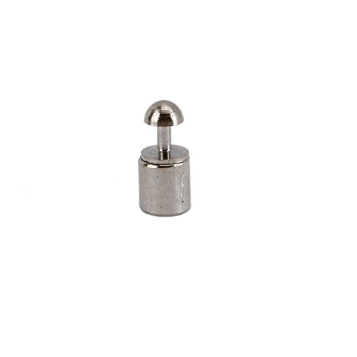 Great Value Scale Accessories 1g Nickel-Plated Steel Calibration Weights
