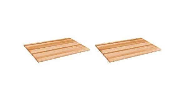 Labell Boards Large Canadian Maple Cutting Board 18x24x3//4 L18240