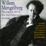 The Complete New York Philharmonic Recordings 1922-25