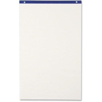 (Quartet Conference Cabinet Flipchart Pad, Plain, 21x33-7/10, WE, 50-Sheet, 4/ctn by Quartet)
