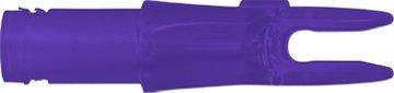 Easton 3d Super Nocks - Easton Super 3D Nocks 6.5mmSuper 3D Purple Bag (12)