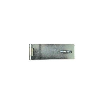 Zinc Safety Hasp visual pack 30 7 inches