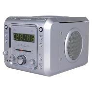 amazon com trutech 174 am 47 fm stereo cd clock radio 45 rh amazon com