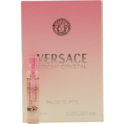 - Versace Bright Crystal By Gianni Versace Edt Vial On Card Mini for Women
