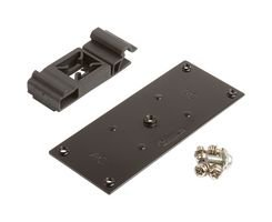 XP POWER ECE60 DIN CLIP Power Supply Accessory, DIN Rail Mounting Clip, ECE60 Series (1 piece)