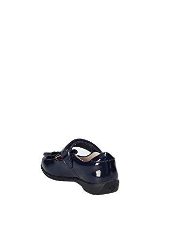 Shoes LK8206 Lelli Perrie F 35 5 School 2 UK Kelly DE01 Width Patent Blue Navy wC8rw1nRq