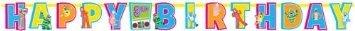 Jumbo Add-An-Age Letter Banner | Yo Gabba Gabba Collection | Birthday]()