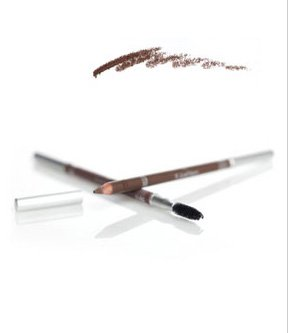 (T. LeClerc Eyebrow Pencil with Brush - #03 Brun -)