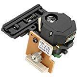 Optical Pick-Up Laser Lens KSS-213C Optical Pick-Up Laser Lens For CD/VCD Mechanism Replacement Parts Black