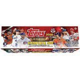 2016 Topps Baseball Complete Factory Set (HOBBY version, 700 Cards from Series 1 & 2 plus 5 bonus cards per set)