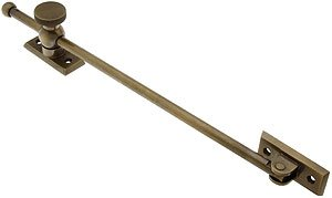 12u0026quot; Casement Window Adjuster With Beveled Bases In Antique-By-Hand Finish  sc 1 st  Amazon.com & 12