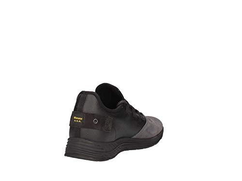 Nero 42 Sneaker Nera Blauer MIAMI03 qICtwxUF