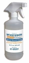 McKesson Performance Wound Cleanser Bottle product image