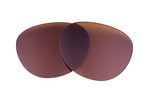 LenzFlip Lenses Compatible with Ray-Ban Erika RB4171 - Brown (Ray-bans Erika)