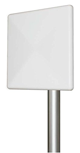 Tupavco TP544 Panel 5Ghz WiFi Antenna - 22dBi - 5Ghz-5.8GHz Wide Range (4900MHz-5850MHz) - Outdoor - Directional Wireless (Directional Antenna Gain)