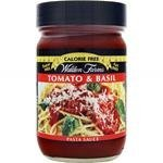 Walden Farms Tomato and Basil Pasta Sauce 12 Oz (Pack of 6)