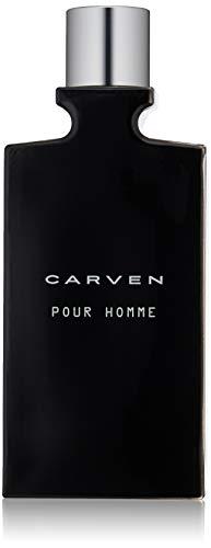 Carven Pour Homme Eau de Toilette Spray for Men, 3.33 oz