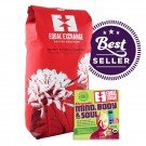 Equal Exchange Organic Coffee Ethiopian Bulk Whole Bean S...