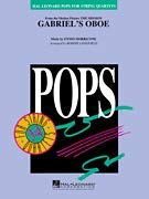 (Hal Leonard Gabriel's Oboe Pops For String Quartet Series Softcover Arranged by Robert Longfield)