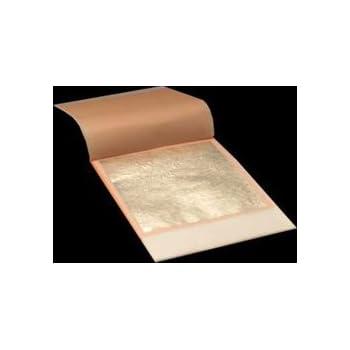 "25 Leaves Custom Shop Genuine 23 Karat Patent Gold Leaf 3 1//8/"" x 3 1//8/"""
