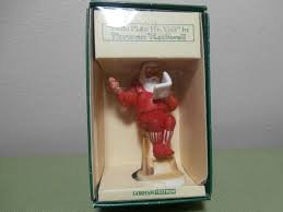 Gorham Saturday Evening Post - From the Gift World of Gorham, the 1983 Norman Rockwell Christmas Figurine