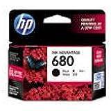 Hp Ink Cartridge 680 Black Ink Cartridges