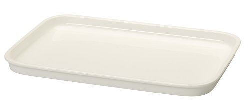 Villeroy & Boch Clever Cooking Rectangular Serving Plate, 32 x 22 cm, Premium Porcelain, White