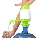 Ioffersuper 5 Gallon Bottled Drinking Water Hand Press Manual Pump Dispenser