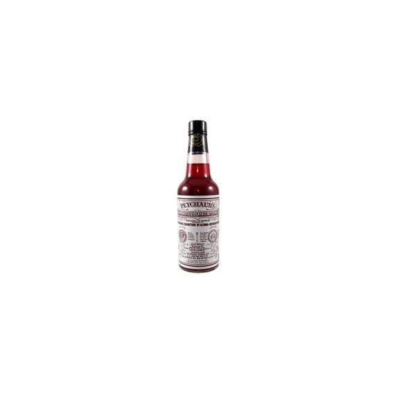 Peychaud's Aromatic Cocktail Bitters - 10 Ounce Bottle 1 Woodsy flavor profile Licorice, saffron, peel, and Carmel Lighter and fruitier